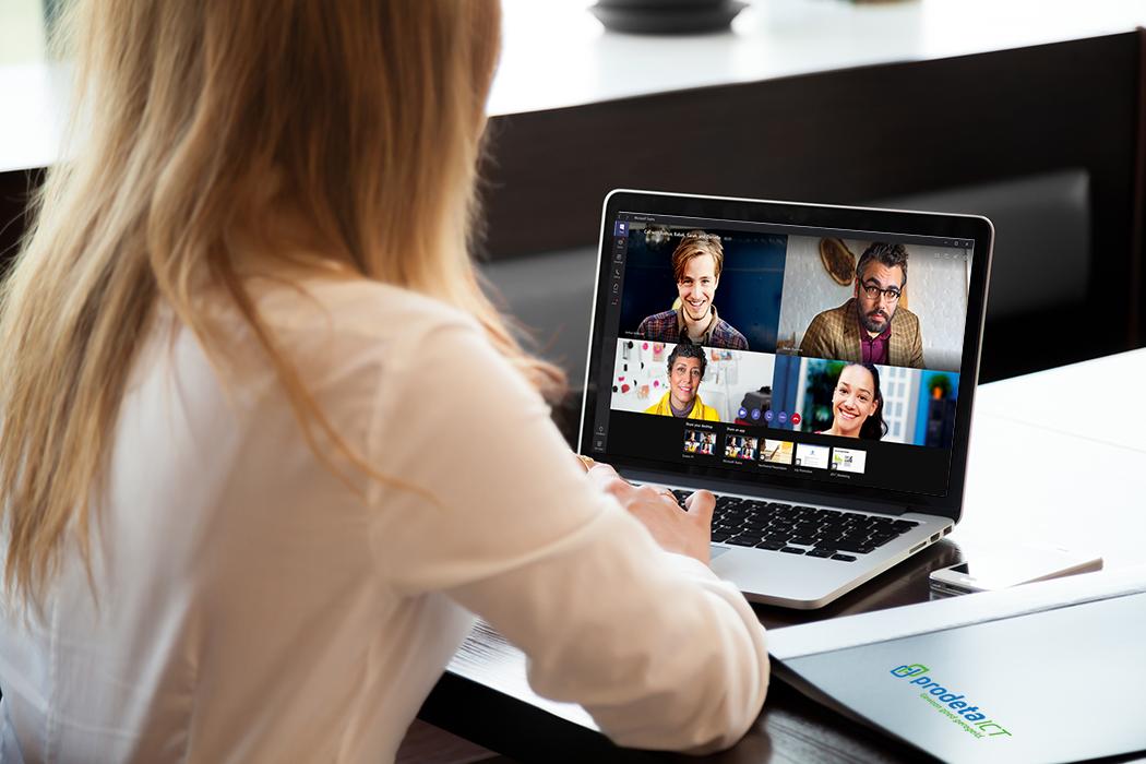 Online vergaderen met Teams